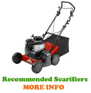 Recommended Scarifiers